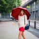 Модные зонты – незаменимый аксессуар в непогоду