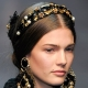 Красивый ободок для волос и оригинальные идеи для причесок