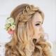 Свадебные заколки для волос