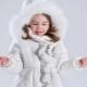 Зимняя одежда для девочек