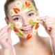 Маска для лица из фруктов и овощей