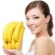 Маска для лица от морщин из банана