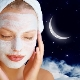 Ночная маска для лица