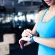 Фитнес-браслет с функцией измерения пульса и давления