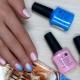 Как использовать трафареты для ногтей