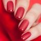 Модные цвета гель-лака для ногтей зимой и осенью