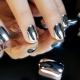 Водный дизайн ногтей гель лаком