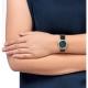 Женские часы с керамическим браслетом