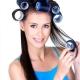 Как правильно накрутить волосы на бигуди?