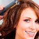 Как сделать локоны утюжком на волосах средней длины?