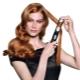 Локоны утюжком на длинные волосы