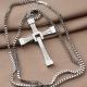 Как почистить серебряный крестик?