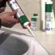 Чем отмыть силиконовый герметик?