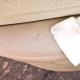 Чем оттереть следы от ручки с кожзама?