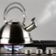 Чем почистить чайник из нержавейки снаружи?