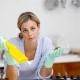 Как отмыть газовую плиту от жира?