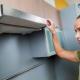 Как отмыть вытяжку от жира в домашних условиях?