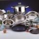 Как почистить алюминиевую посуду в домашних условиях?