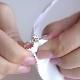 Как почистить белое золото с бриллиантами в домашних условиях?