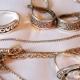 Как почистить позолоченное серебро?