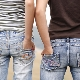Как правильно стирать джинсы?