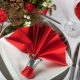 Оригами из салфеток: идеи для сервировки стола