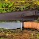 Какая сталь лучше подойдет для охотничьего ножа?