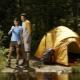 Двухместные палатки: описание, виды и модельный ряд