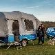 Прицеп-палатки: описание, типы и советы по сборке