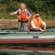 Резиновые лодки для рыбалки: разновидности и советы по выбору