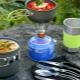 Наборы походной посуды: обзор производителей и рекомендации по выбору
