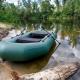 Гребные лодки: разновидности и критерии выбора