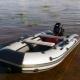 Как выбрать лучшую лодку из ПВХ под мотор?