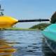 Весла для байдарок: разновидности и правила подбора