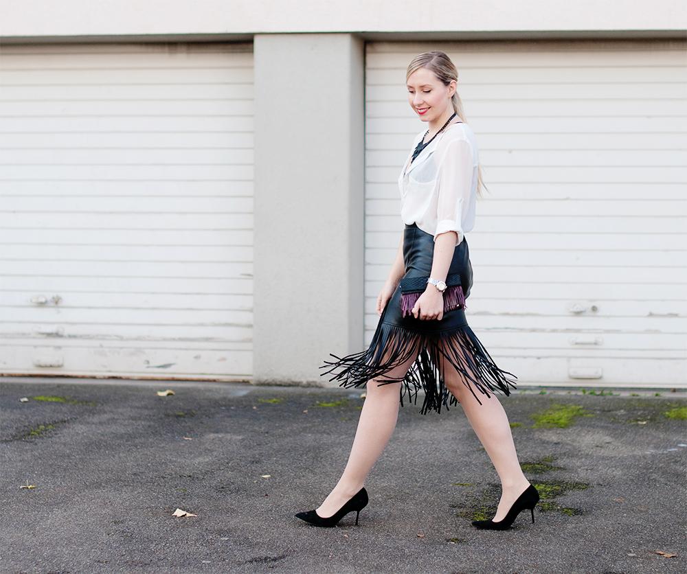 Блузка с кардиганом