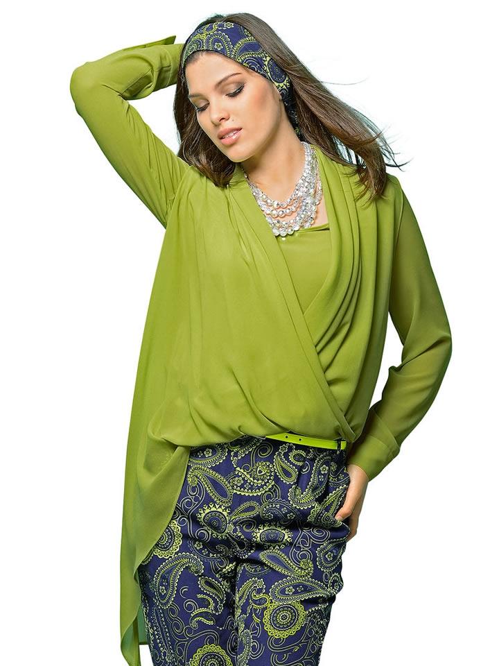 Стильные Блузки Для Полных Женщин