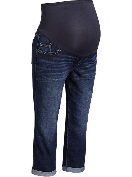 Как из джинс сделать джинсы для беременных 30