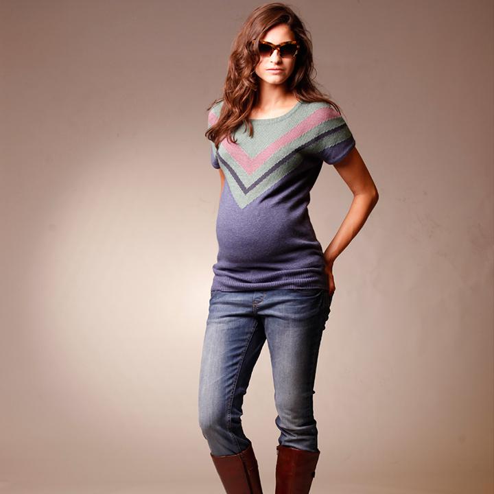 Как сшить вставку для беременных в куртку сшить