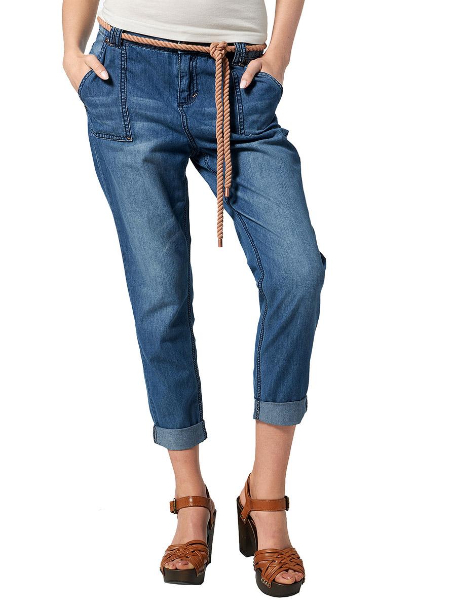 Модные джинсы: 6 способов стильных подворотов - FashionTime 46