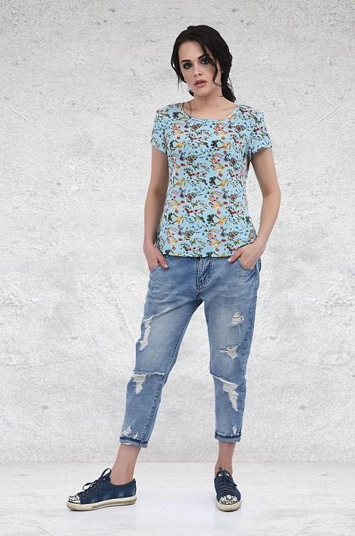 Летние джинсы для женщин (64 фото): с чем носить, тонкие и рваные, модели, модные луки и образы 2018 996