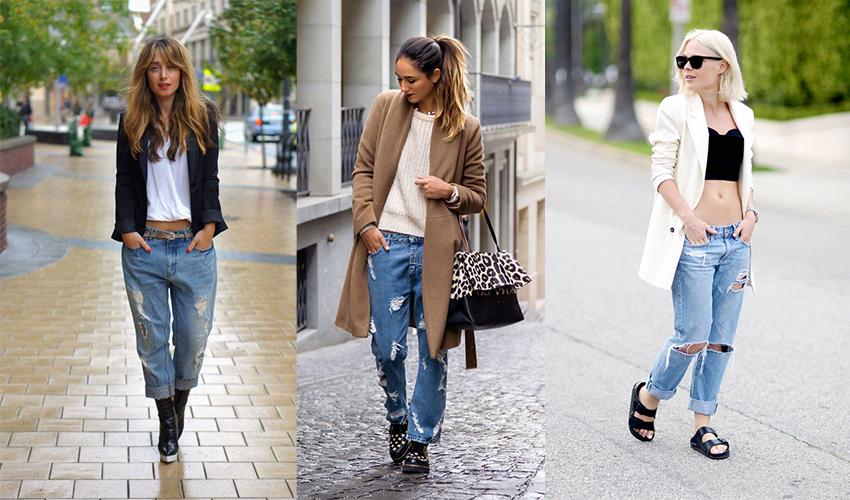Летние джинсы для женщин (64 фото): с чем носить, тонкие и рваные, модели, модные луки и образы 2018 855