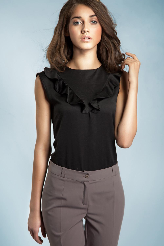 Красивые Черные Блузки С Доставкой