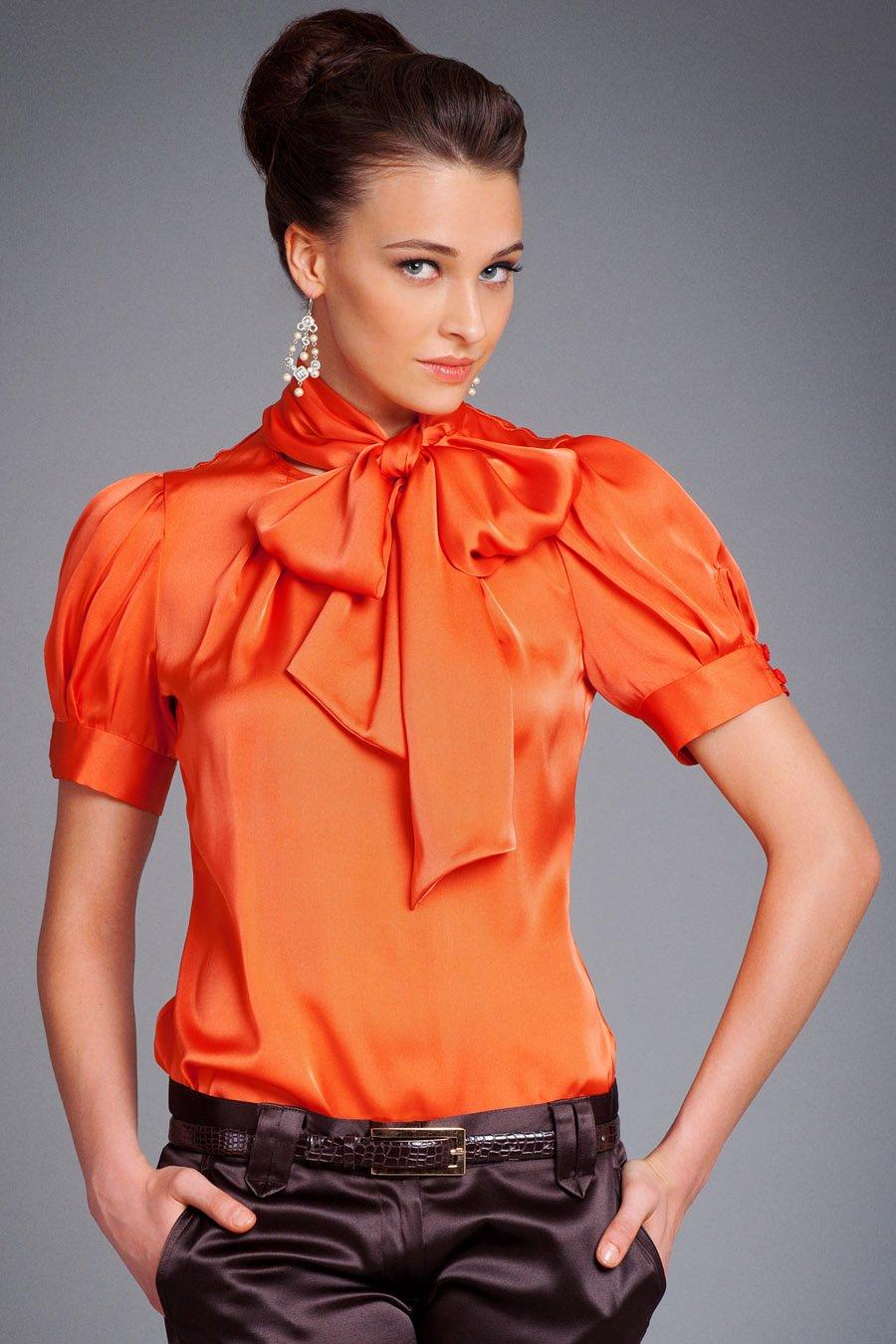 Блузка С Фонариками