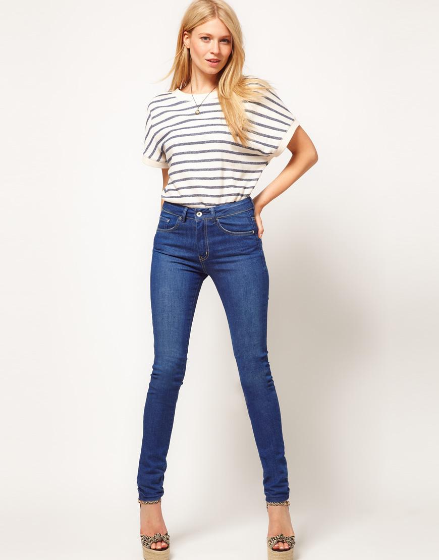 Как сделать джинсы с подворотами 53