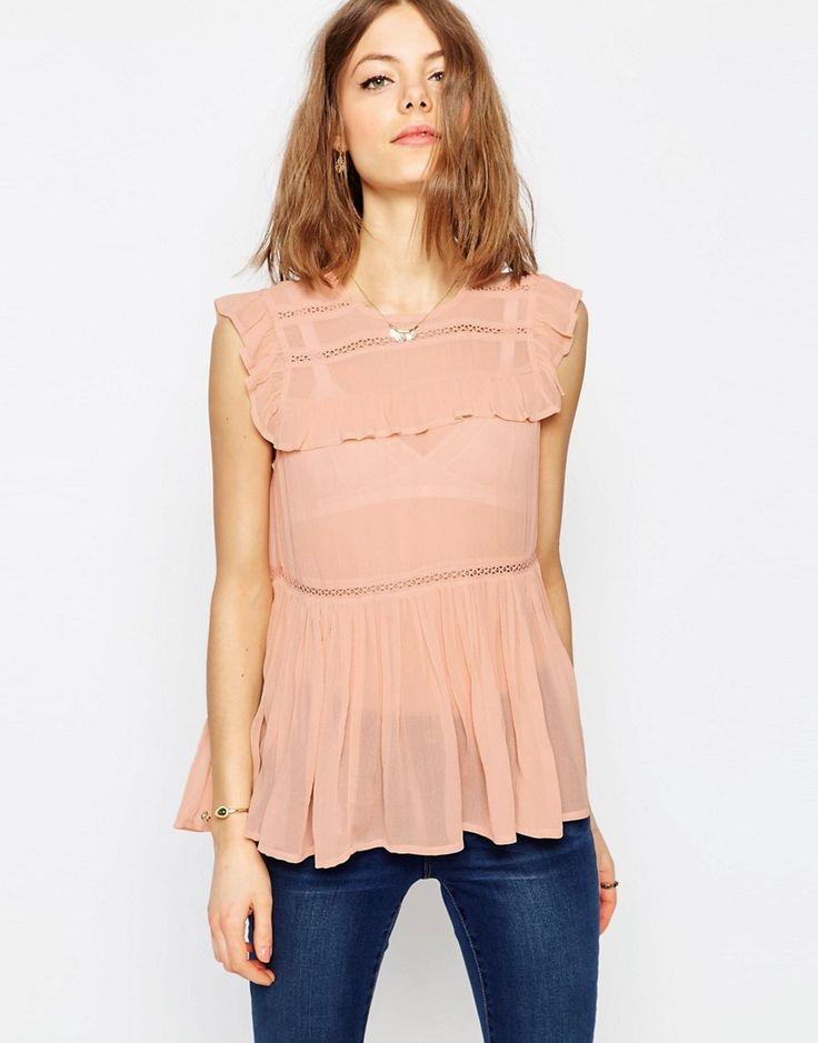Фасоны модных блузок 2017