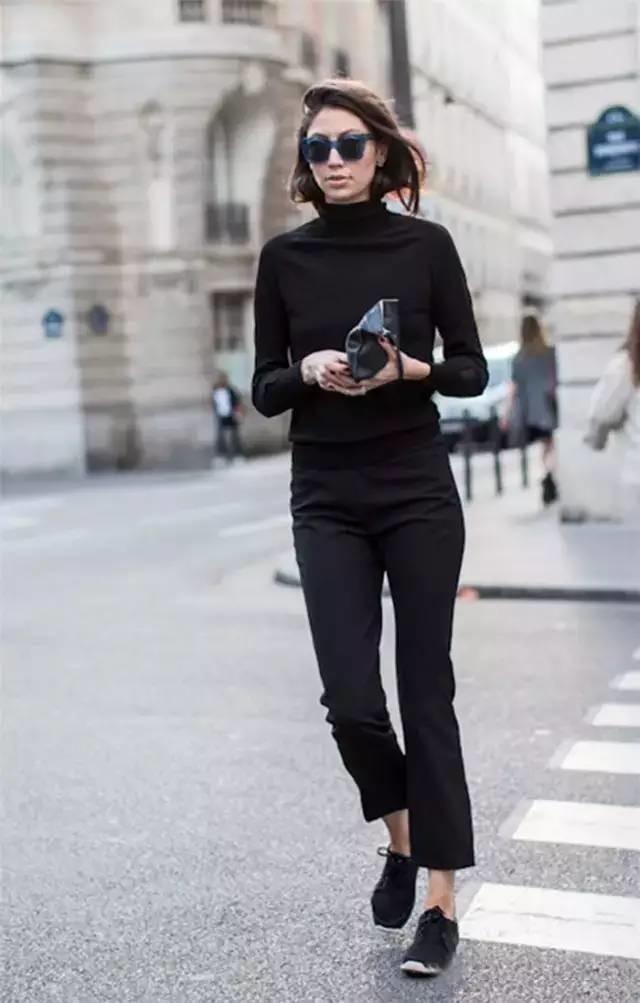 Черная юбка на талии с чем носить