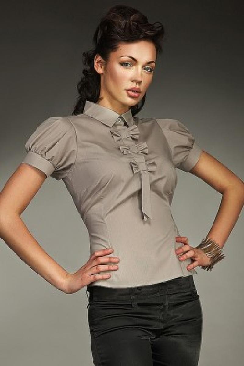 Модные Красивые Блузки