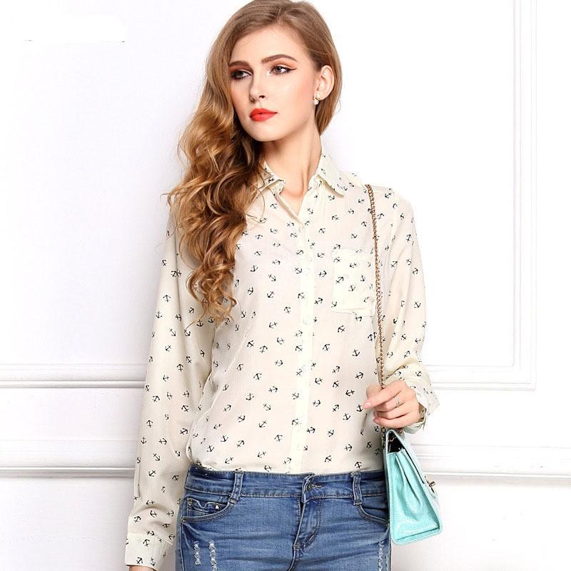 фото легких блузок