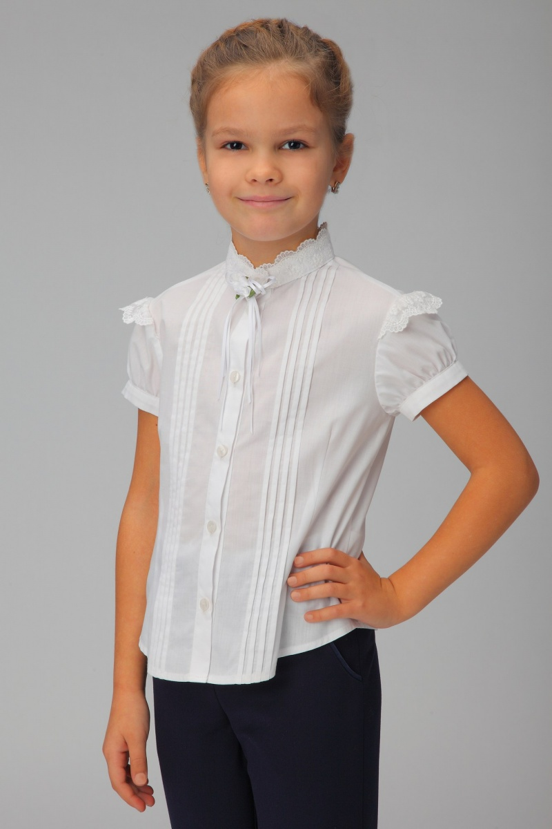 Школьные рубашки для девочек подростков (36 фото): белые, модные