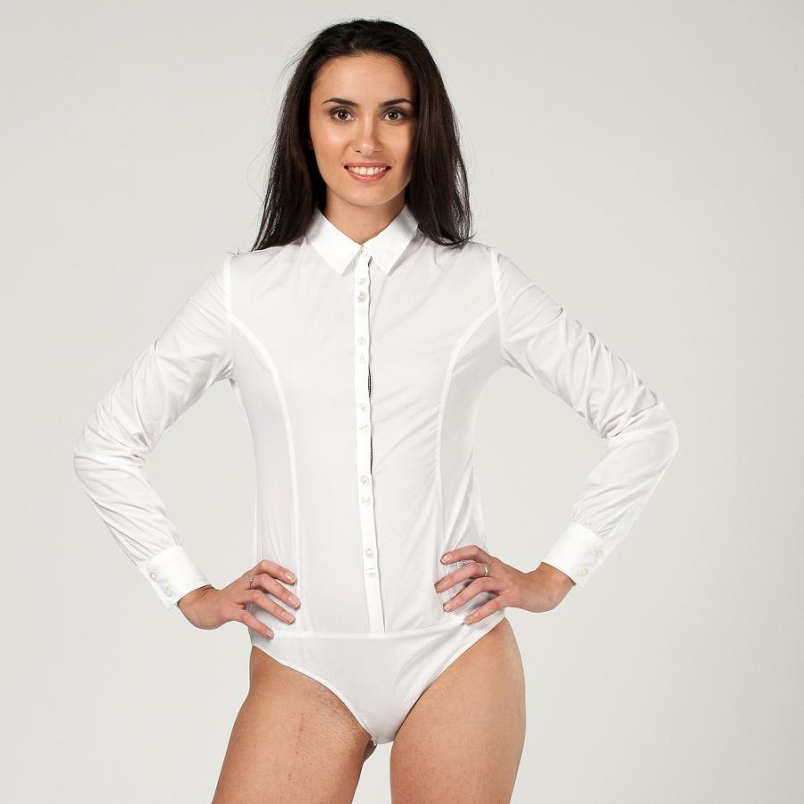 Белая Рубашка И Джинсы
